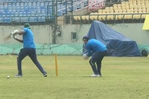 India vs South Africa: Proteas sweat it out before first T20 clash