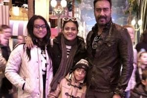 Ajay Devgn on kids Nysa, Yug: 'If they inherit positive things from their parents, there will be negatives too'