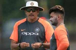 If Pant repeats mistakes, there will be rap on the knuckles: Ravi Shastri