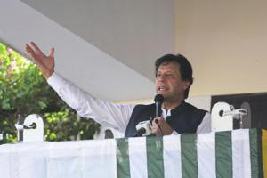 Pakistan could lose in a conventional war with India: Imran Khan