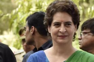 'Mantriji, you can't insult north Indians': Priyanka Gandhi slams union minister