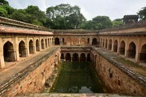 Forgotten stepwells fine examples of our heritage