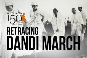 Retracing the historic Dandi March | Gandhi's 150th birth anniversary