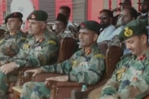 J&K: Poonch locals thank Army for ending terror during silver jubilee f...