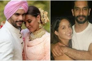Angad Bedi finally addresses breaking up with Nora Fatehi to marry Neha Dhupia, says she'll get 'deserving partner' soon