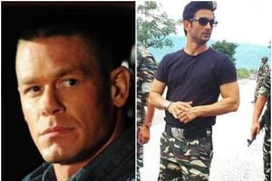 John Cena shares a picture of Sushant Singh Rajput, fans ask 'Bhai aap chahte kya ho'