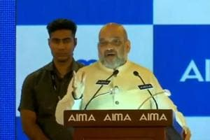 'Not a single bullet fired in J&K since Article 370 revocation': Amit S...