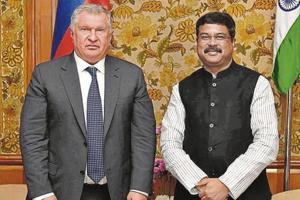 Russia steps in to help India fill gap in oil supply