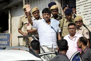 DK Shivakumar sent to judicial custody till October 1; bail plea to be heard today