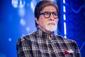 Amitabh Bachchan's new Hindi term for selfie can be a question on KBC