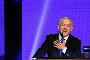 Setback for PMNetanyahu as Israel's 2 main parties deadlocked after polls