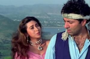 Sunny Deol, Karisma Kapoor named in Indian railways case, they allegedly delayed a train by 25 minutes while shooting in 1997