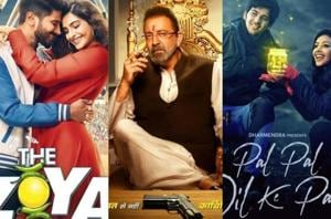 The Zoya Factor, Prassthanam, Pal Pal Dil Ke Paas to clash at box office, set to be dominated by Dream Girl and Chhichhore