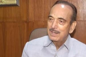 Section 144 tightened ahead of my Kashmir visit: Ghulam Nabi Azad