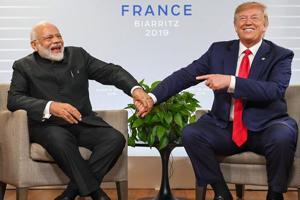 US President Donald Trump to meet PMModi twice