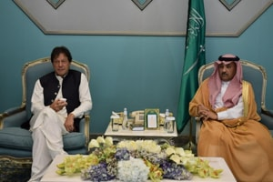 Imran Khan flies to US in Saudi Crown Prince's 'special aircraft': Report