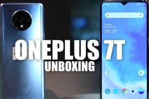OnePlus 7T launched: Here's our first look at the latest flagship phone