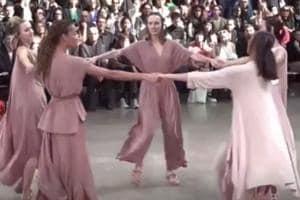 Paris Fashion Week 2020: Dance replaces catwalk at Issey Miyake show