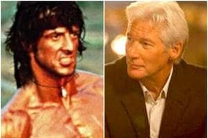 When Richard Gere and Sylvester Stallone almost came to blows over Princess Diana