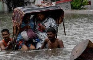 JD -U- targets Giriraj Singh for his jibe at Nitish Kumar over Patna floods