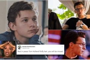 Spider-Man Tom Holland has shaved his head and heartbroken Twitter is holding a wake with memes