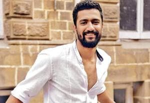 Vicky Kaushal relies on his family and friends, says 'it is a big relief that you know you have a place to vent out'