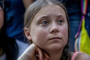 Nobel snub no obstacle in Greta Thunberg's climate quest