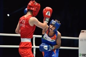 ManjuRani settles for silver, India finish with four medals at World Championships 2019
