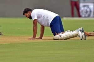 On a perfect pitch, Salgaokar breathes easy again