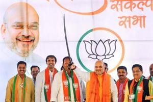 'Man with 56-inch chest did it in one go': Amit Shah on Article 370 move