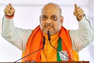 News updates from Hindustan Times: Amit Shah's '56-inch chest' remark on Article 370 move and all the latest news at this hour