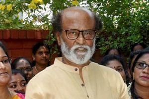 'Is Rajini serious about politics,' question analysts as he signs new film   Analysis