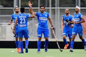 Hockey India name 22 players for men's national camp