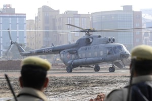 2 IAF officers to face court martial for chopper shot down by own missile