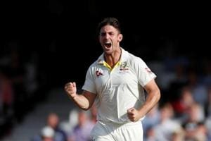 Punched wall, injured hand: Australia's Mitchell Marsh involved in bizarre incident