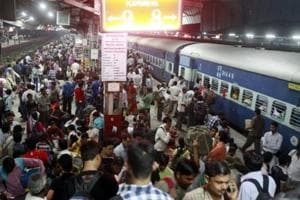 IRCTC shares rise  over 100% in blockbuster stock market debut