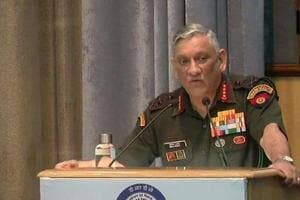 Next war to be fought with indigenous weapons and we will win: Army chief