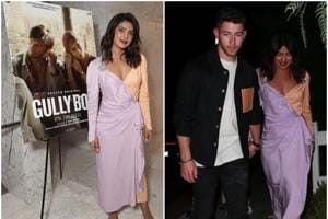 Priyanka Chopra, Nick Jonas make a starry appearance at screening of Ranveer Singh, Alia Bhatt's Gully Boy in the US