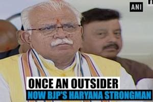 Manohar Lal Khattar: Once an outsider, now BJP'S Haryana strongman