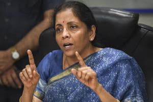 India cannot sacrifice economic strength to comply with US sanctions: Nirmala Sitharaman