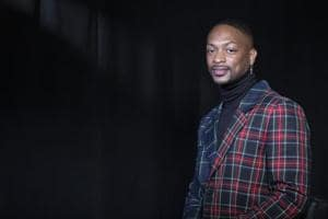 Fashion designer LaQuan Smith is all about the Champagne lifestyle