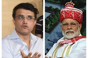 'You have to ask Modi ji and Pak PM': Ganguly on Indo-Pak cricketing ties