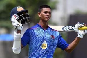 Homeless, empty stomach... world record: Meet India's new batting sensation
