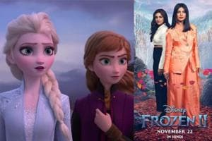 Frozen 2: Priyanka Chopra, Parineeti Chopra unite for the first time for a project, to voice Elsa and Anna in Hindi