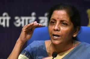 Despite IMF projections, India among fastest growing economies: Sitharaman