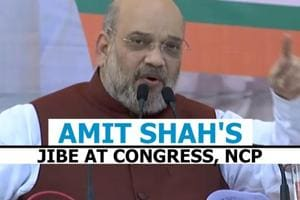 'Will you support those who opposed Article 370 abrogation?': Amit Shah