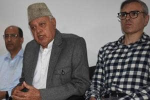 'People would have hit the streets if...': BJP leader on Kashmiri politicians