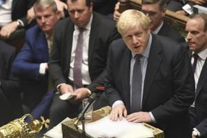 In Boris Johnson's new move on Brexit, 2 letters to EU. What they say