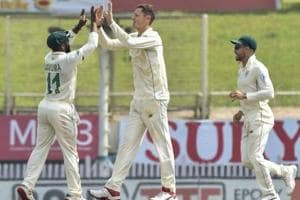 India vs South Africa:Lessons learnt for debutant George Linde after four-wicket haul