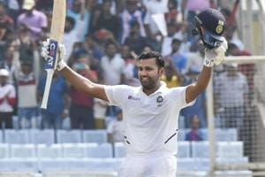 India vs South Africa: VVSLaxman accurately predicted Rohit Sharma's score - Watch